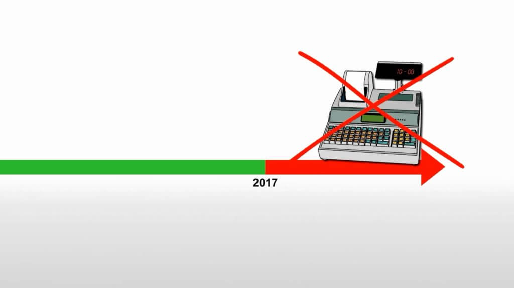 Kassenregeln ab 2017