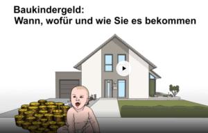 Baukindergeld Erklärvideo
