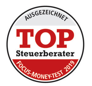 'Top Steuerberater laut Focus-Money