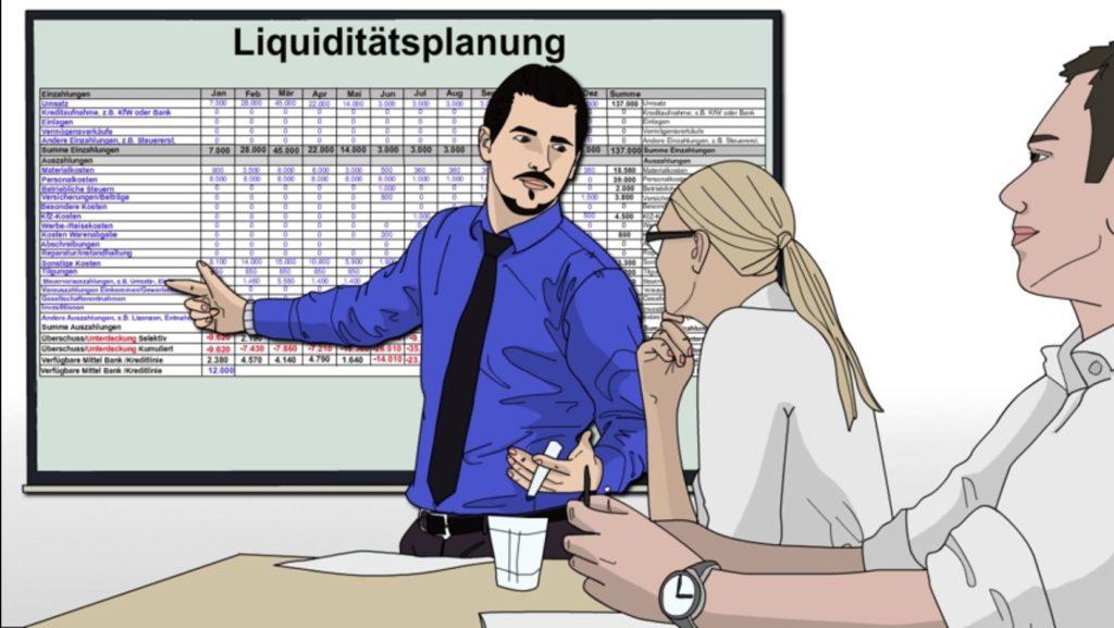 Liquidität in der Corona-Kriese