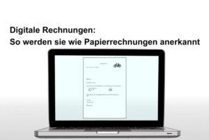 Digitale Rechnungen, Digitale Rechnungen: So werden sie wie Papierrechnungen anerkannt, Kruse-Lippert Steuerberatung
