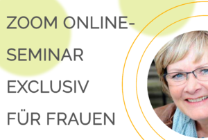 , Zoom Online-Seminar exclusiv für Frauen am 16.06.2021, Kruse-Lippert Steuerberatung
